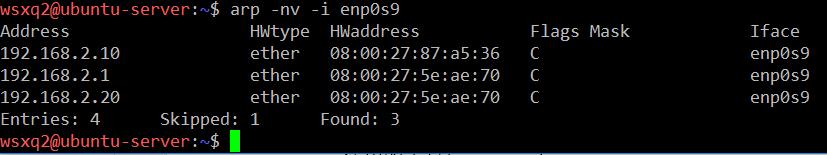 受害者本地ARP缓存表(攻击后).png